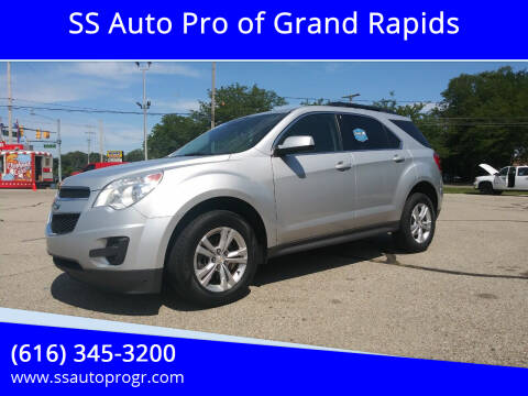2015 Chevrolet Equinox for sale at SS Auto Pro of Grand Rapids in Kentwood MI