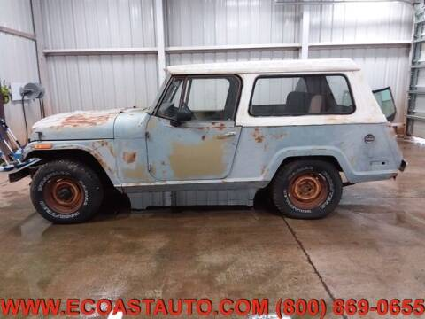 1970 Jeep Commander for sale at East Coast Auto Source Inc. in Bedford VA