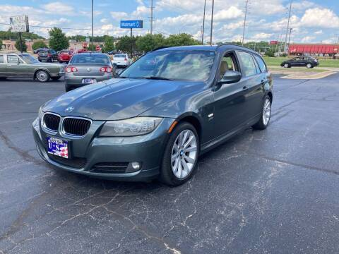 2011 BMW 3 Series for sale at Auto Outlets USA in Rockford IL