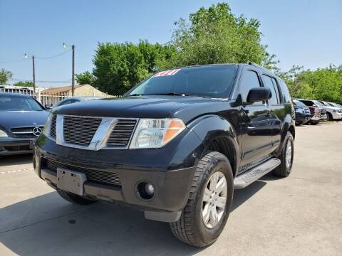 2006 Nissan Pathfinder for sale at Star Autogroup, LLC in Grand Prairie TX