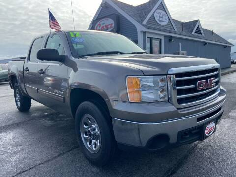 2012 GMC Sierra 1500 for sale at Cape Cod Carz in Hyannis MA