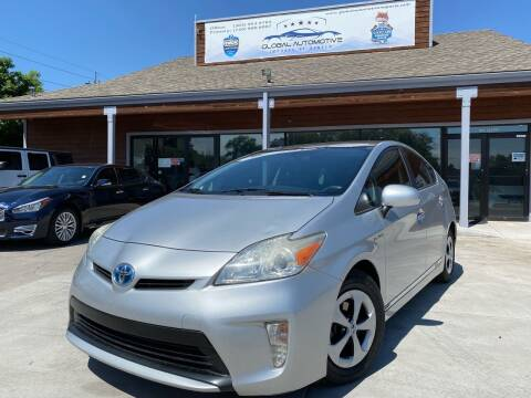 2014 Toyota Prius for sale at Global Automotive Imports in Denver CO