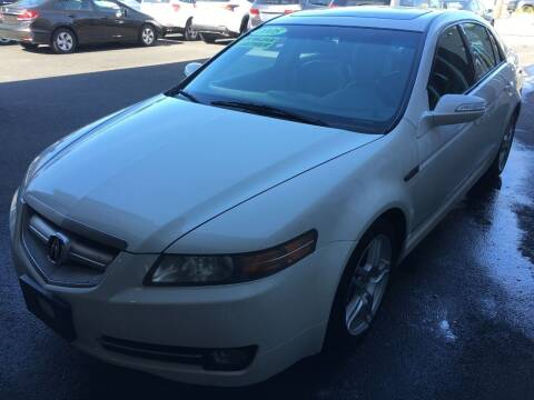 2008 Acura TL for sale at Dijie Auto Sale and Service Co. in Johnston RI