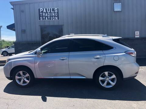 2010 Lexus RX 350 for sale at Ron's Auto Sales (DBA Paul's Trading Station) in Mount Juliet TN