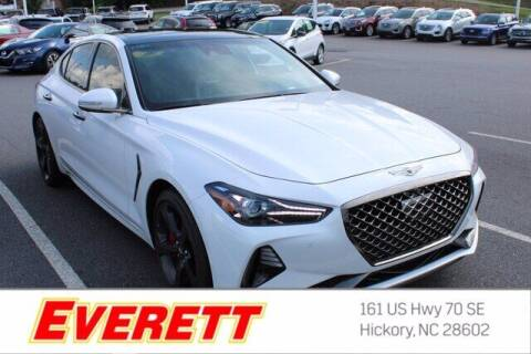 2020 Genesis G70 for sale at Everett Chevrolet Buick GMC in Hickory NC