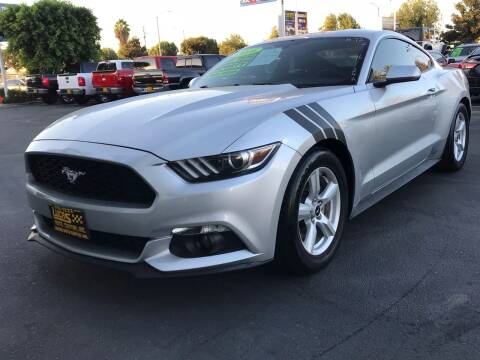 2016 Ford Mustang for sale at Lucas Auto Center in South Gate CA