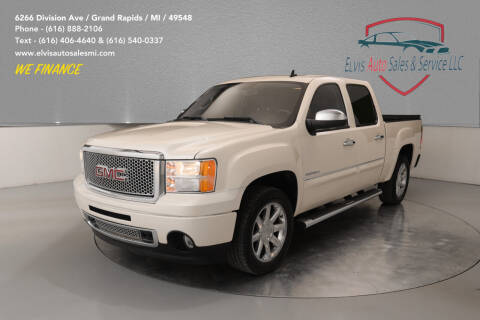 2013 GMC Sierra 1500 for sale at Elvis Auto Sales LLC in Grand Rapids MI