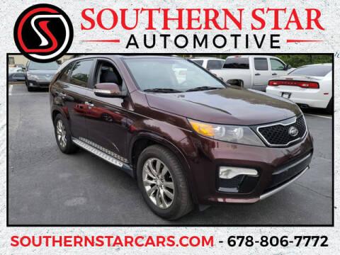 2013 Kia Sorento for sale at Southern Star Automotive, Inc. in Duluth GA