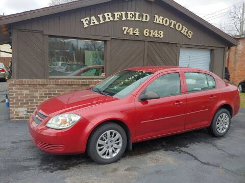 2010 Chevrolet Cobalt for sale at Fairfield Motors in Fort Wayne IN