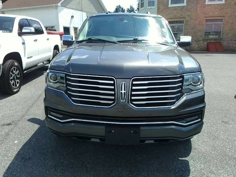 2015 Lincoln Navigator L for sale at Paul's Auto Inc in Bethlehem PA