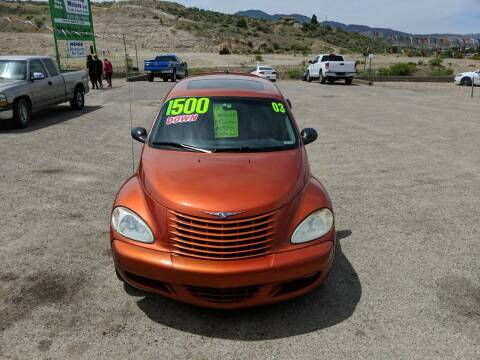 2003 Chrysler PT Cruiser for sale at Hilltop Motors in Globe AZ