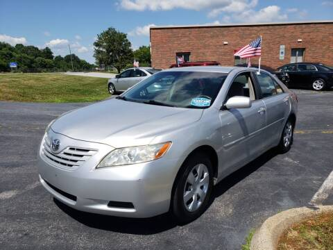 2009 Toyota Camry for sale at ARA Auto Sales in Winston-Salem NC