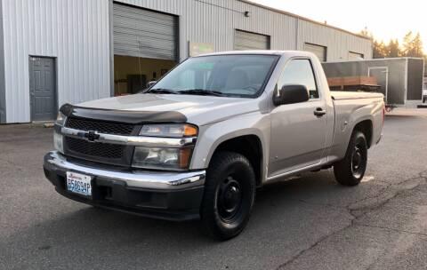 2008 Chevrolet Colorado for sale at DASH AUTO SALES LLC in Salem OR