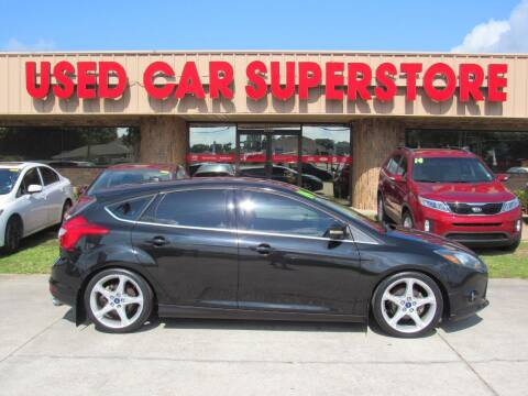 2014 Ford Focus for sale at Checkered Flag Auto Sales NORTH in Lakeland FL