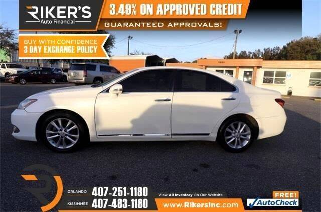 2010 Lexus ES 350 for sale in Kissimmee, FL