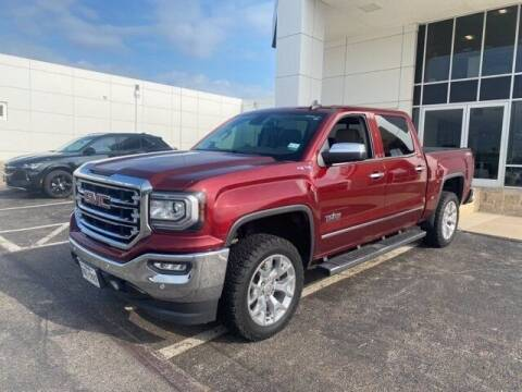 2017 GMC Sierra 1500 for sale at Jerry's Buick GMC in Weatherford TX