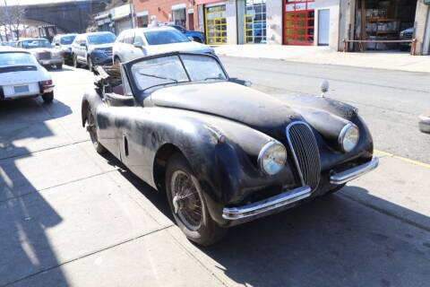 1954 Jaguar XK120SE for sale at Gullwing Motor Cars Inc in Astoria NY