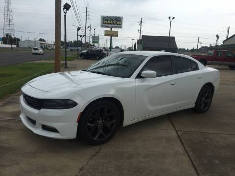 2017 Dodge Charger for sale at ARKLATEX AUTO in Texarkana TX