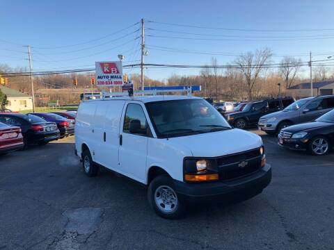 2009 Chevrolet Express Cargo for sale at KB Auto Mall LLC in Akron OH