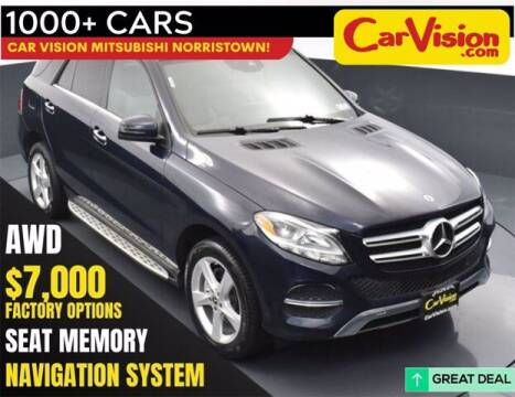 2018 Mercedes-Benz GLE for sale at Car Vision Buying Center in Norristown PA