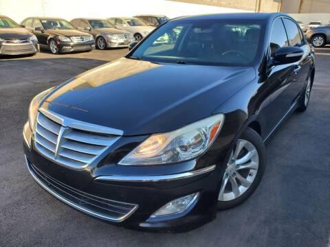 2013 Hyundai Genesis for sale at Auto Center Of Las Vegas in Las Vegas NV