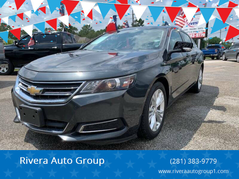 2015 Chevrolet Impala for sale at Rivera Auto Group in Spring TX