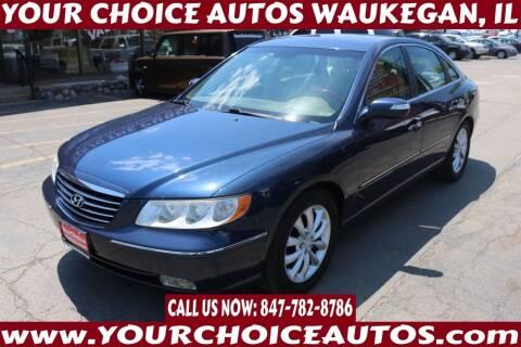 2008 Hyundai Azera for sale at Your Choice Autos - Waukegan in Waukegan IL