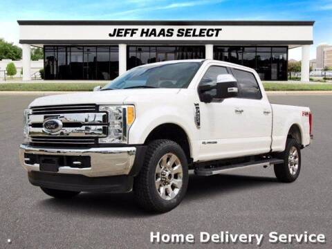 2017 Ford F-250 Super Duty for sale at JEFF HAAS MAZDA in Houston TX