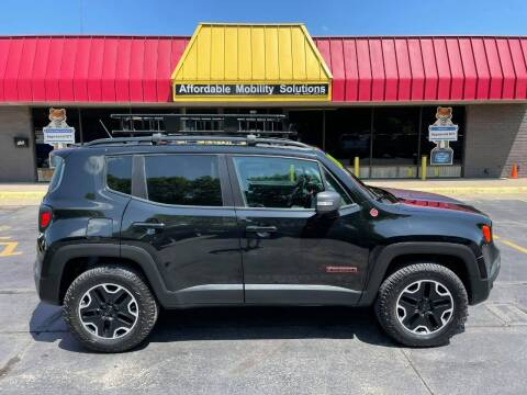 2016 Jeep Renegade for sale at Affordable Mobility Solutions, LLC - Standard Vehicles in Wichita KS