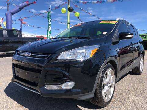 2016 Ford Escape for sale at 1st Quality Motors LLC in Gallup NM