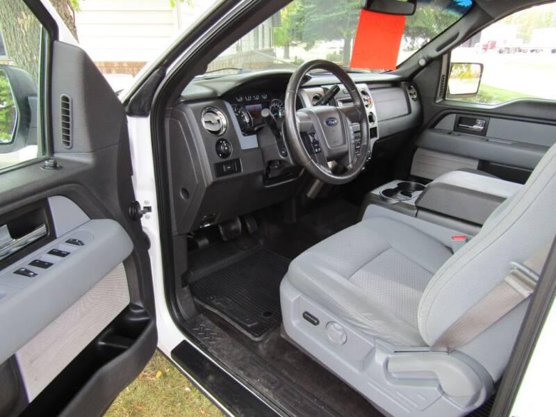 2014 Ford F-150 SUPERCREW XLT 4WD - Moorhead MN