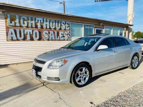 2012 Chevrolet Malibu for sale at Lighthouse Auto Sales LLC in Grand Junction CO
