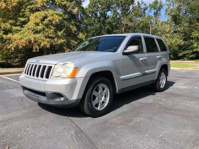 2008 Jeep Grand Cherokee for sale at Lowcountry Auto Sales in Charleston SC