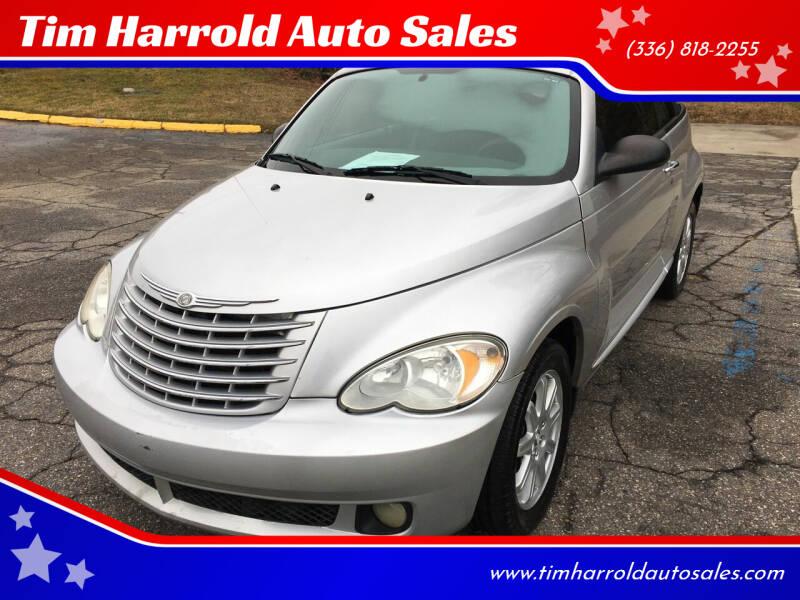 2006 Chrysler PT Cruiser for sale at Tim Harrold Auto Sales in Wilkesboro NC