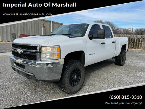 2011 Chevrolet Silverado 2500HD for sale at Imperial Auto of Slater in Slater MO
