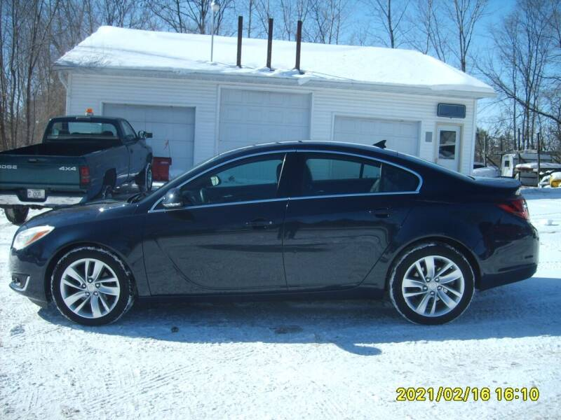 2014 Buick Regal for sale at Northport Motors LLC in New London WI