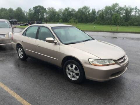 2000 Honda Accord for sale at D & J AUTO EXCHANGE in Columbus IN