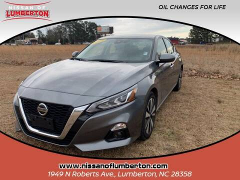 2019 Nissan Altima for sale at Nissan of Lumberton in Lumberton NC