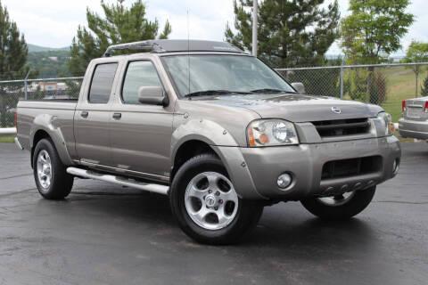 2004 Nissan Frontier for sale at Dan Paroby Auto Sales in Scranton PA