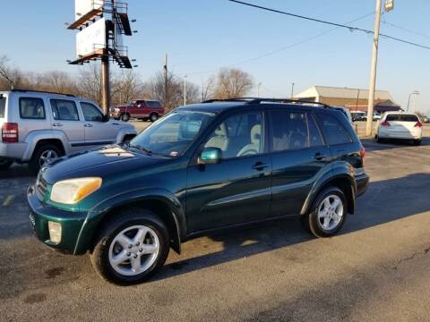2002 Toyota RAV4 for sale at Aaron's Auto Sales in Poplar Bluff MO