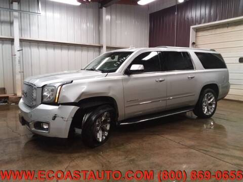 2017 GMC Yukon XL for sale at East Coast Auto Source Inc. in Bedford VA