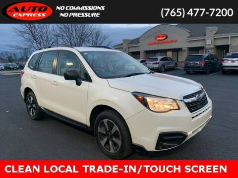 2017 Subaru Forester for sale at Auto Express in Lafayette IN