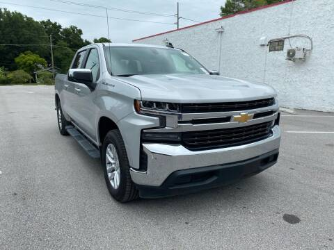 2019 Chevrolet Silverado 1500 for sale at Consumer Auto Credit in Tampa FL