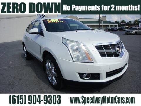 2012 Cadillac SRX for sale at Speedway Motors in Murfreesboro TN