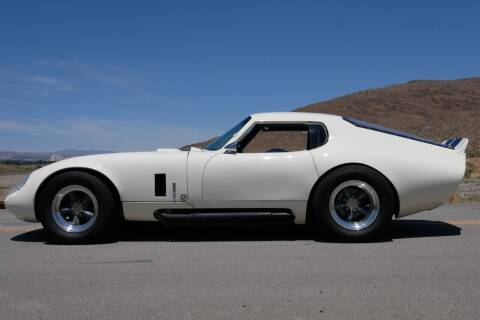 1964 Factory Five Type-65 Daytona for sale at Sierra Classics & Imports in Reno NV