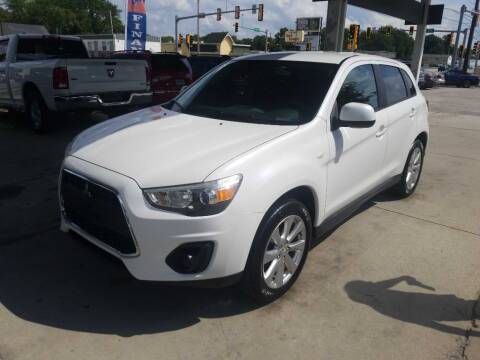 2015 Mitsubishi Outlander Sport for sale at SpringField Select Autos in Springfield IL