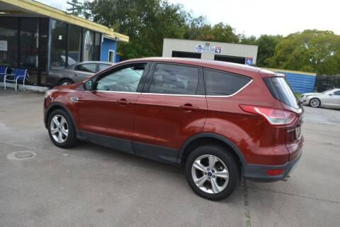 2014 Ford Escape for sale at Preferable Auto LLC in Houston TX