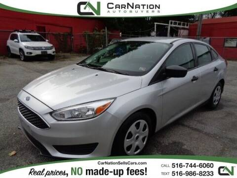 2017 Ford Focus for sale at CarNation AUTOBUYERS Inc. in Rockville Centre NY