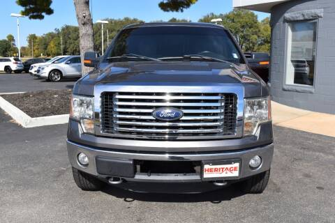 2012 Ford F-150 for sale at Heritage Automotive Sales in Columbus in Columbus IN