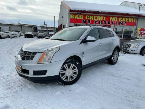 2010 Cadillac SRX for sale at Yaktown Motors in Union Gap WA